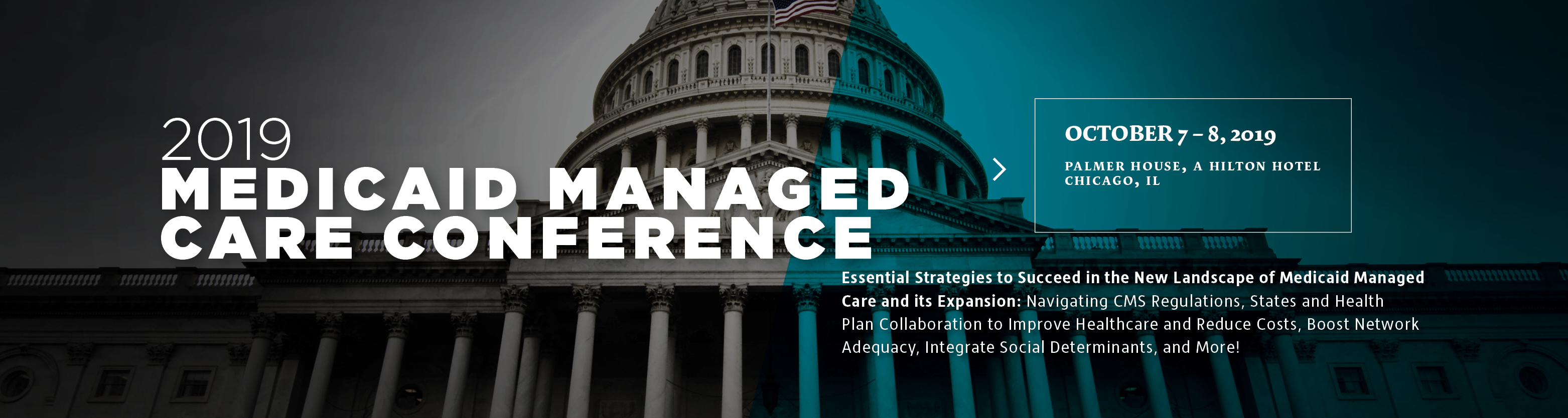 2019 Medicaid Managed Care Conference